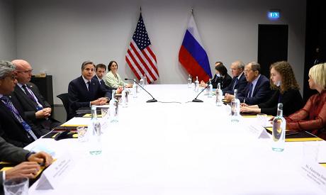 US-Russian Meeting