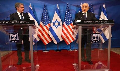 Netanyahu & Blinken