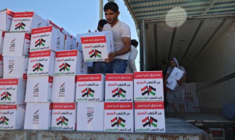 Business welcomes Al-Sisi's Gaza initiative