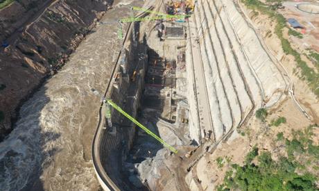 Egypt building Tanzanian dam