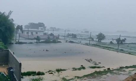 Cyclone Yaas in India