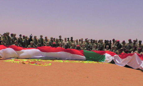 Egypt, Sudan armed forces