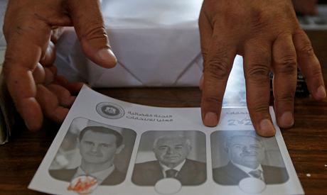 Syrian Presidential Elections