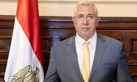 Egypt's Agriculture and Land Reclamation Minister