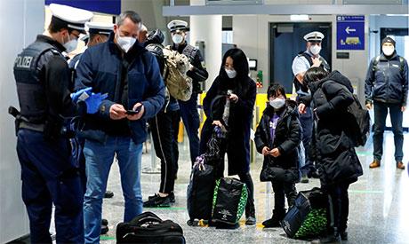 EU Travel restrictions