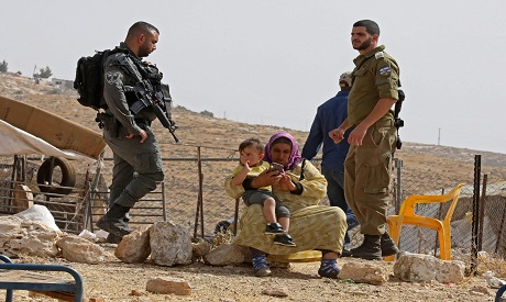 Occupied West Bank