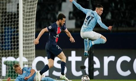 Manchester City v PSG