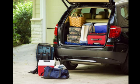 Road-trip essentials packing list