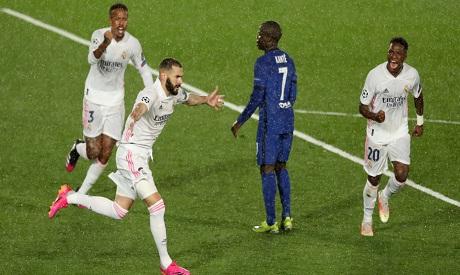 Chelsea v Real Madrid