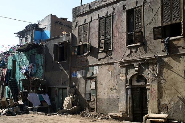 A walk through Cairo