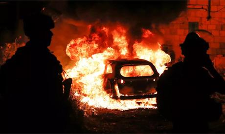 Jerusalem clashes AFP