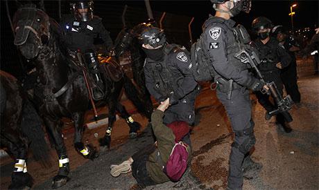 Jerusalem uprising