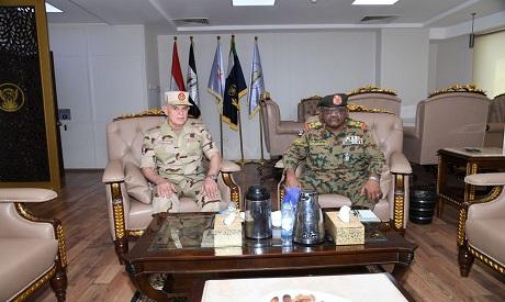 Egypt/Sudan drills