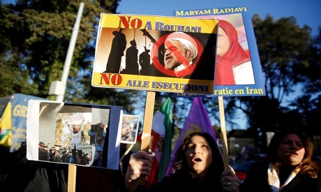 Activists in Iran