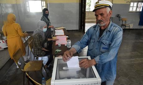 Algerian elections bring no change