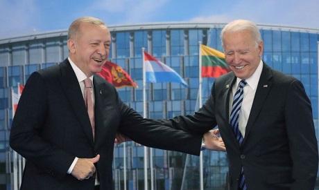 Erdogan - Biden