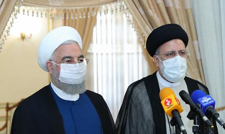 Rouhani - Raisi