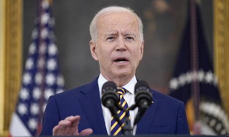 President Joe Biden. AP