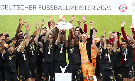 File photo, Bayern