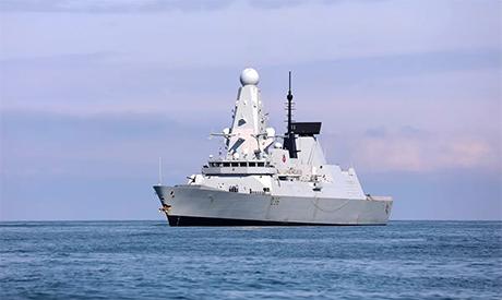 Britain Defense Papers