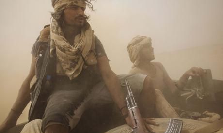 Last flare  in Yemen?