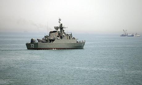 Iran/warship