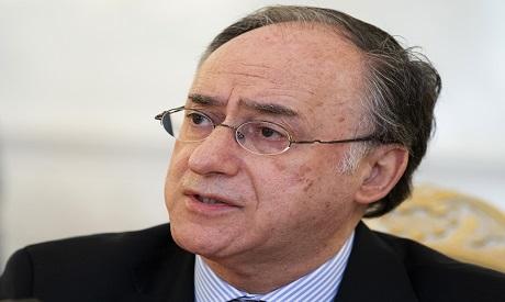 Fernando Arias the head of OPCW