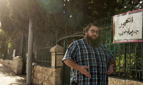 Israeli settler