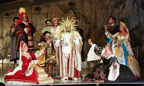 Rigoletto by St Petersburg State Chamber Music Theatre