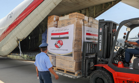 Medical aid to Tunisia (Photo: facebook.com/Presidence.tn