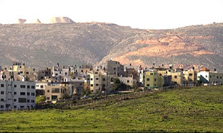 Divided village of Ghajar