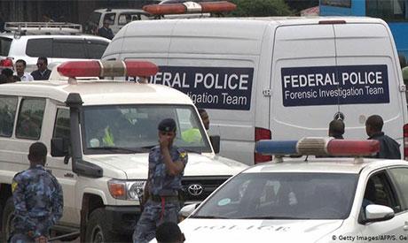 Ethiopian police