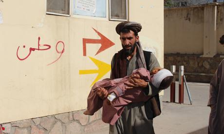 Taming the Afghan menace