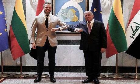 Iraq-Lithuania Diplomac