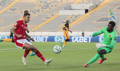 Kaizer Chiefs (South Africa) v Ahly (Egypt) (African Champions League final)