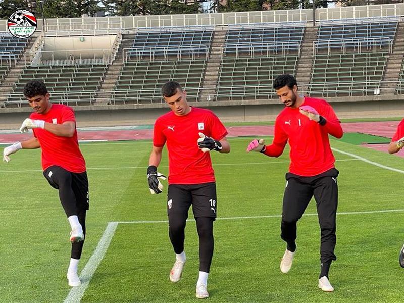 Egypt U23 team