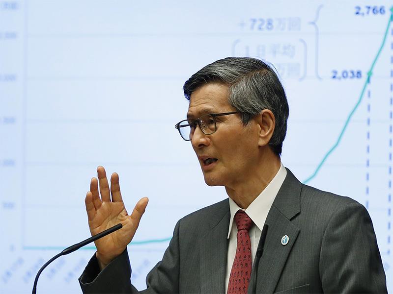 Shigeru Omi