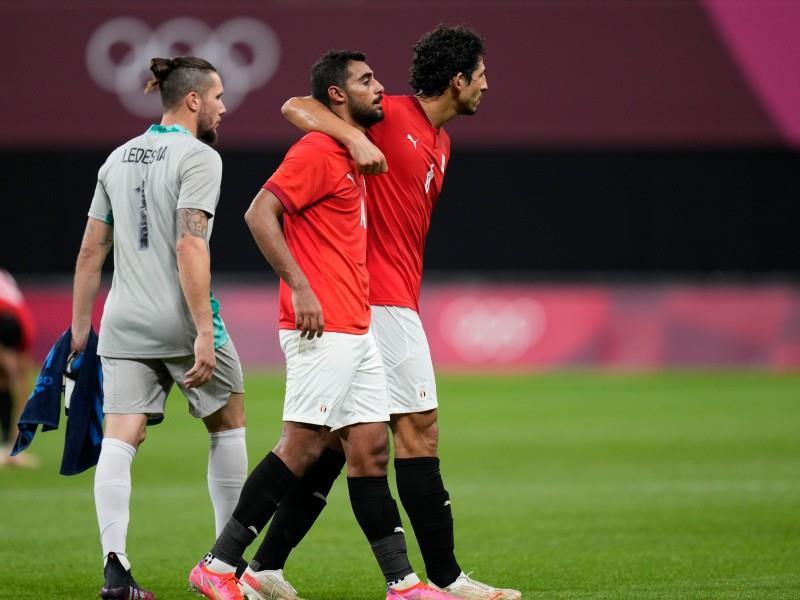 Egypt v Argentina