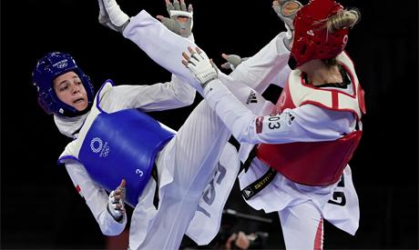 Taekwondo, source of joy
