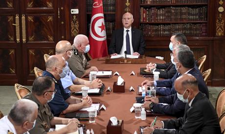 Action against Ennahda