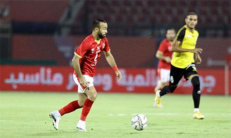 Al-Ahly vs El Entag El Harby