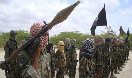 Al-Shabab militant group