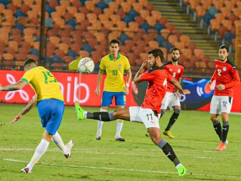 Egypt v Brazil