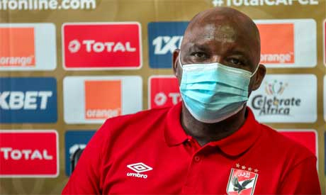 Ahly coach Pitso Mosimane. Alhy official website