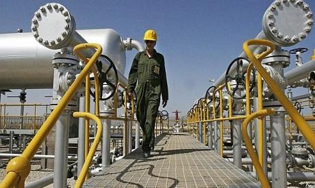 Oil Field in Iran