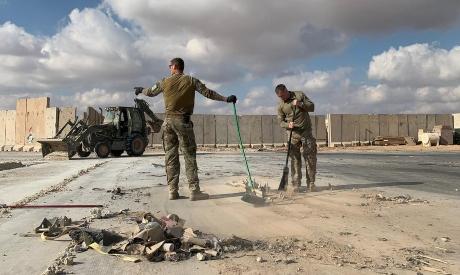 Ain al-Asad military airbase