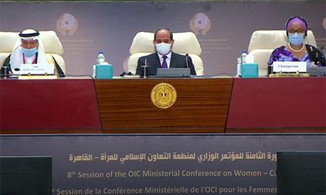 President Abdel-Fattah El-Sisi
