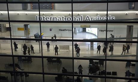 Heathrow Airport, London