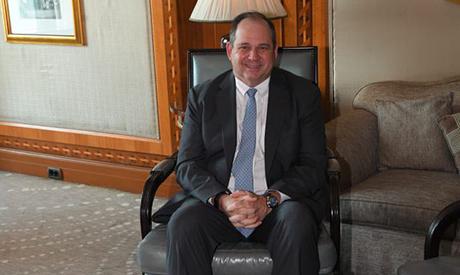 Apache CEO John Christmann