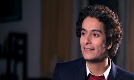 Mohamed Mohsen (Photo: Al-Aahram)
